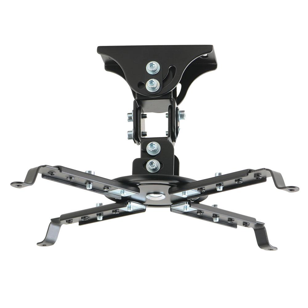Кронштейн потолочный для проекторов KROMAX PROJECTOR-45 BLACK.