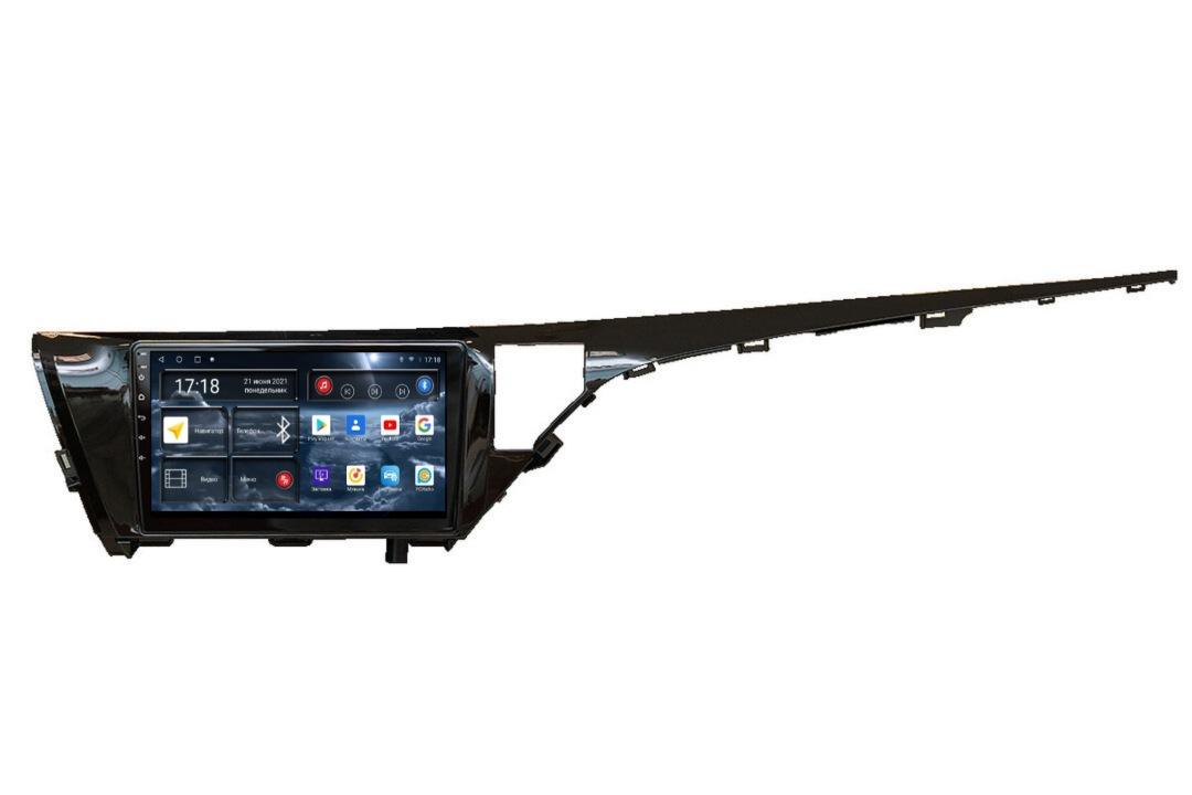 Автомагнитола RedPower 71331 для Toyota Camry XV70 (01.2017-03.2021) (+ Камера заднего вида в подарок!)