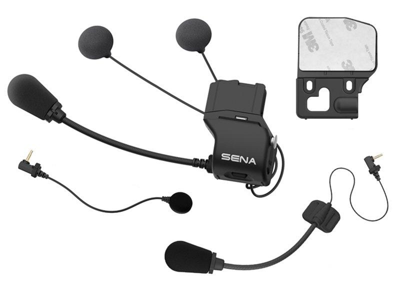 Установочный комплект крепления (slim speakers) SC-A0318 (для SENA 20S, 20S EVO, 30K) (+ Набор для ухода за транспортом в подарок!)