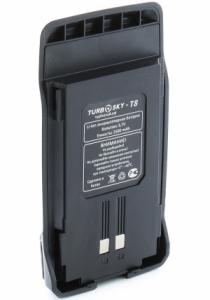 Аккумулятор для рации TurboSky T8 аккумулятор для рации combat ап 31