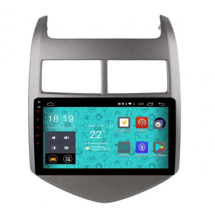 Штатная магнитола Parafar 4G/LTE с IPS матрицей для Chevrolet Aveo 2011-2014 на Android 7.1.1 (PF992) unlocked netger 4g 150mbps sierra wireless router aircard 770s 4g lte mobile wifi hotspot dongle 4g pocket wifi