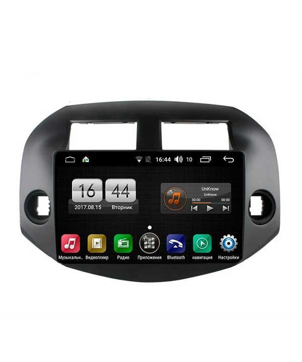 Штатная магнитола FarCar s185 для Toyota RAV4 (XA30) 2006-2012 на Android (LY018R) (+ Камера заднего вида в подарок!)