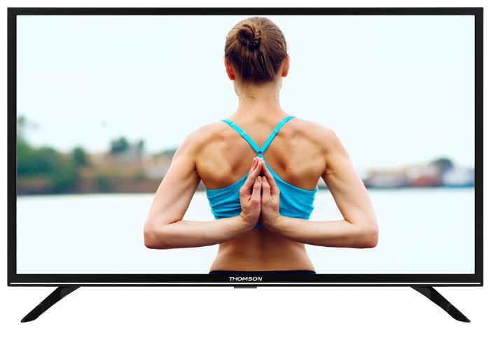 Телевизор Thomson T43FSE1190 телевизор thomson t40d16sf 01w белый
