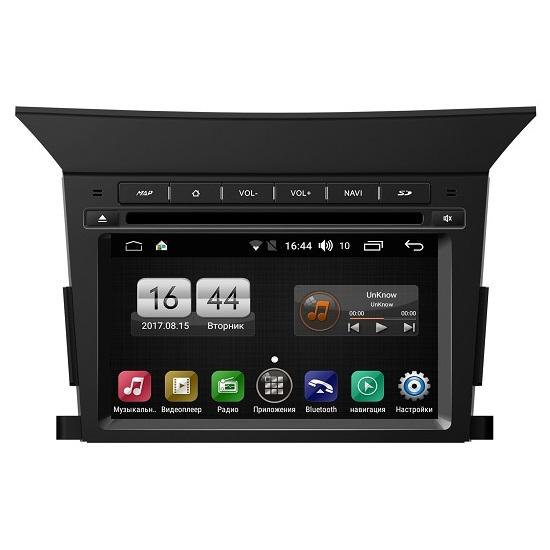 Штатная магнитола FarCar s170 для Honda Pilot на Android (L324)FarCar<br>FarCar s170 для Honda на Android (L324) подходит на Honda Pilot. Работает на Android 6.0.1 и Windows. Встроенный FM/AM тюнер с функцией RDS. Встроенный GPS приемник SiRFatlas IV. Bluetooth + встроенный Wi - Fi адаптер. HD экран 1024х600 пикселей.<br>