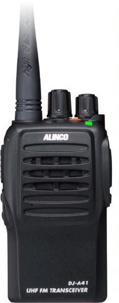 Рация Alinco DJ-VX41 цена и фото