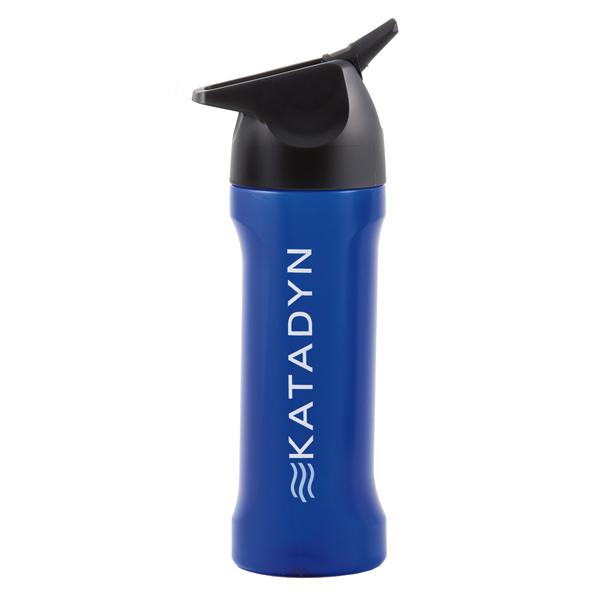 Фильтр для воды Katadyn MyBottle Purifier Blue Splash походные мужские брюки arpenaz 500
