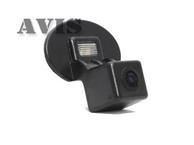 CMOS штатная камера заднего вида AVIS AVS312CPR для HYUNDAI SOLARIS SEDAN (#031)