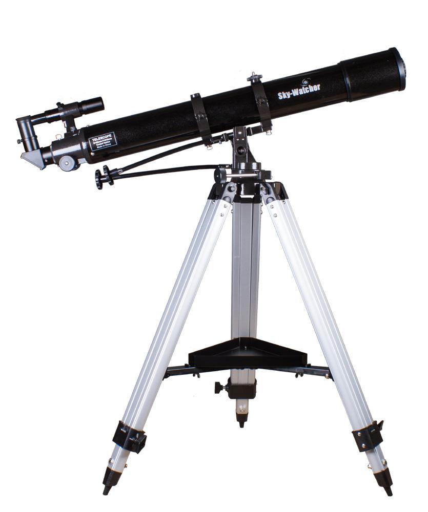 Фото - Телескоп Sky-Watcher BK 809AZ3 (+ Книга «Космос. Непустая пустота» в подарок!) телескоп bresser galaxia 114 900 eq с адаптером для смартфона книга космос непустая пустота в подарок
