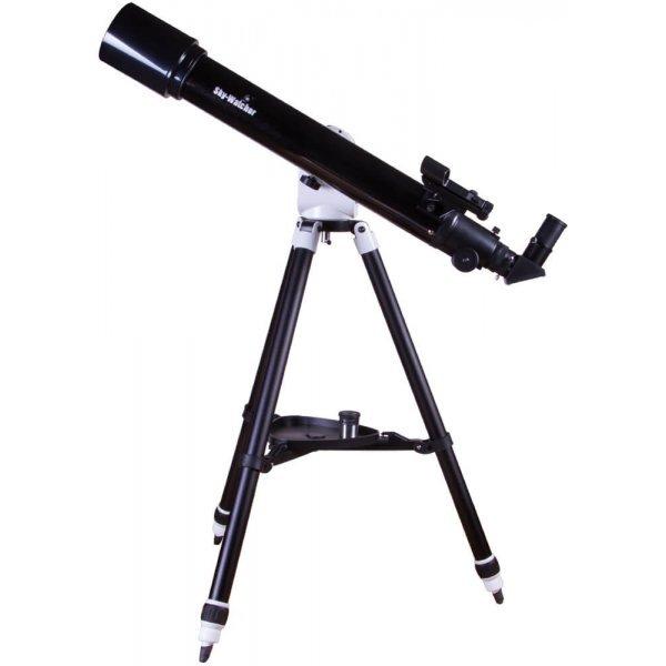 Картинка для Телескоп Sky-Watcher 70S AZ-GTe SynScan GOTO (+ Книга «Космос. Непустая пустота» в подарок!)