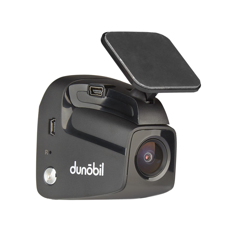 Видеорегистратор с GPS фиксацией координат и скорости Dunobil Nox GPS (+ Разветвитель в подарок!)