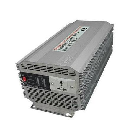 Преобразователь напряжения Sterling Power ProPower Q5000 (ИБП, 12В, мод. синус) преобразователь напряжения автомобильный koto 12v 501 12в 220в 75 вт