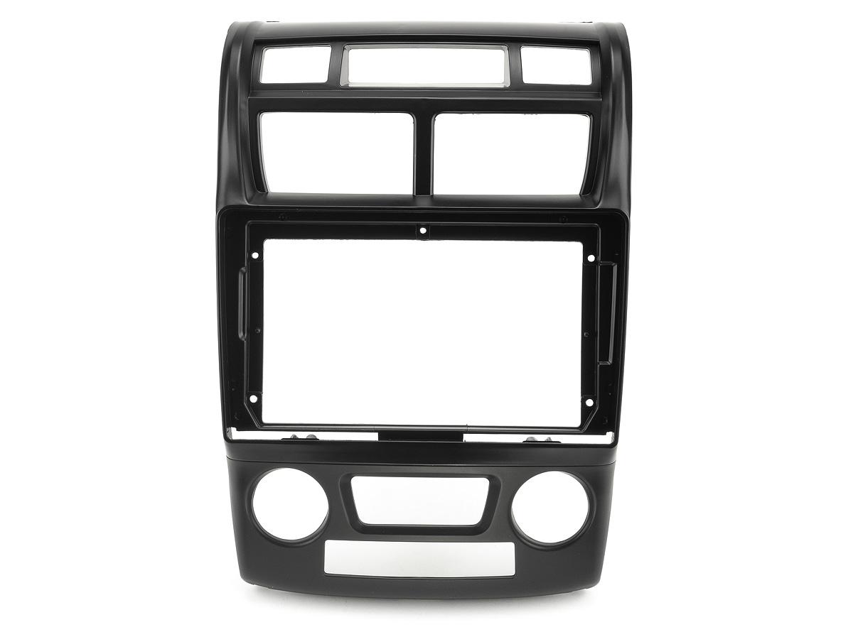 Переходная рамка Intro RKIA-FC370 для XTA KIA Sportage 2007-2009 (максимальная комплектация авто), 9