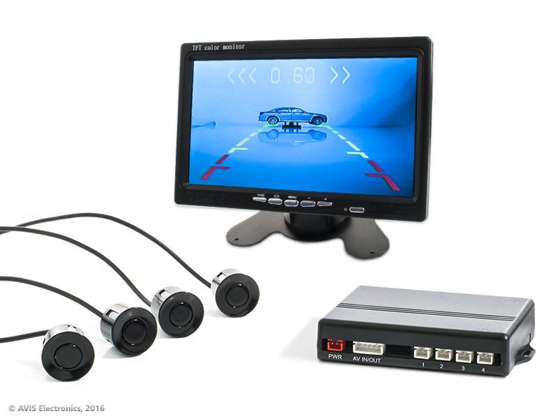 Видеопарктроник AVIS PS-03V