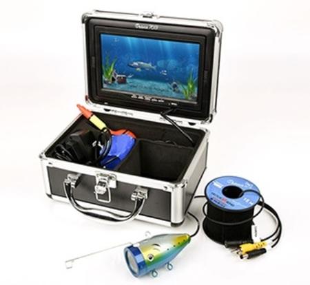 Подводная видеокамера Фишка 703 (+ Леска в подарок) подводная видеокамера фишка 4303