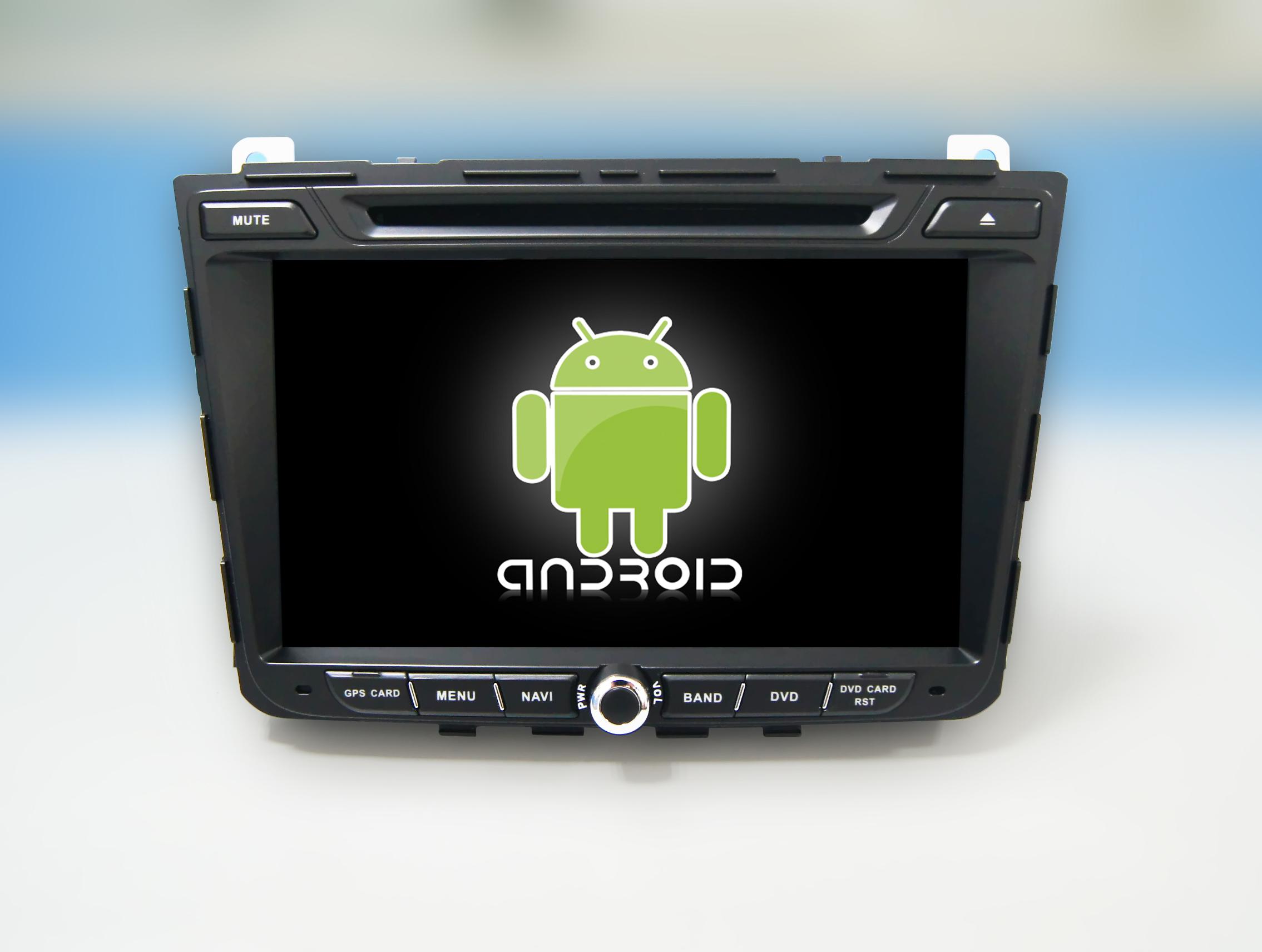 Штатная магнитола CARMEDIA KR-8138-T8 для Hyundai Creta 2016+ Android 7.1.2 vivibright gp90 lcd projector 3200 lumens android 4 44 os