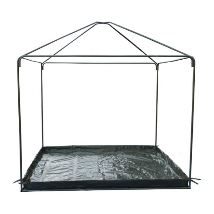 Пол Митек для палатки-кухни 2.0х2.0