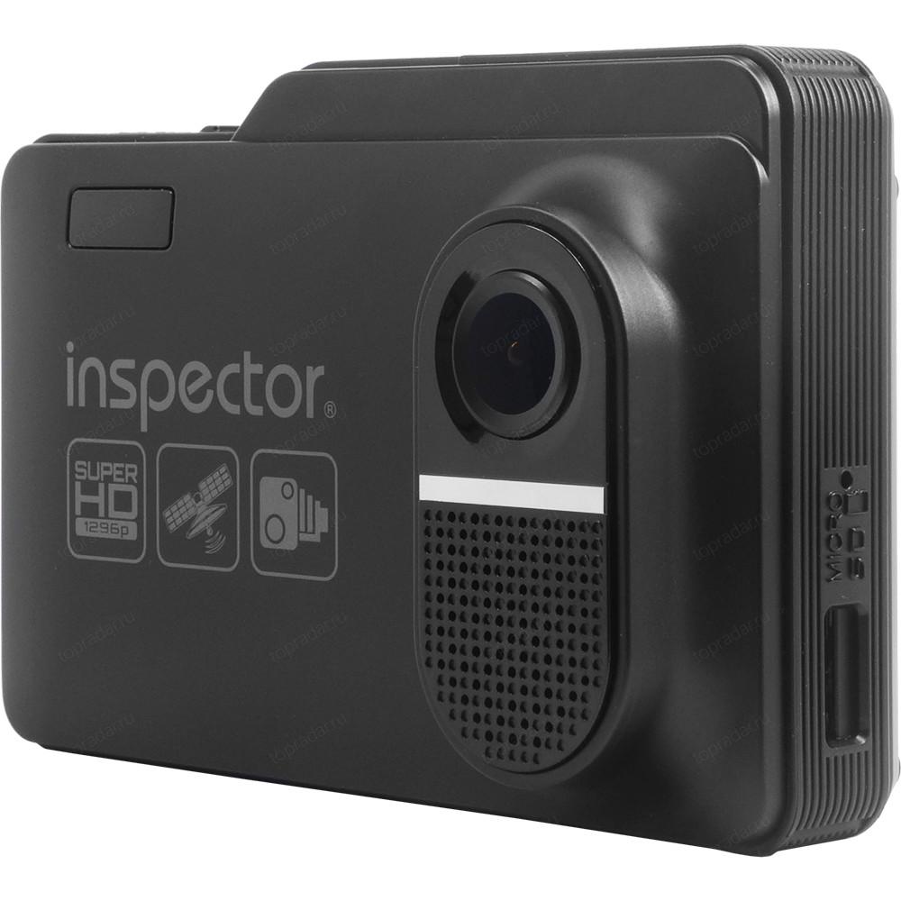 Видеорегистратор  радар-детектором Inspector SCAT