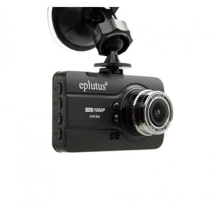 Видеорегистратор Eplutus DVR-932 (+ Разветвитель в подарок!)