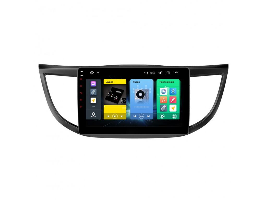 Головное устройство vomi FX307R10-MTK-LTE для Honda CR-V IV 2012-2015 (+ Камера заднего вида в подарок!)