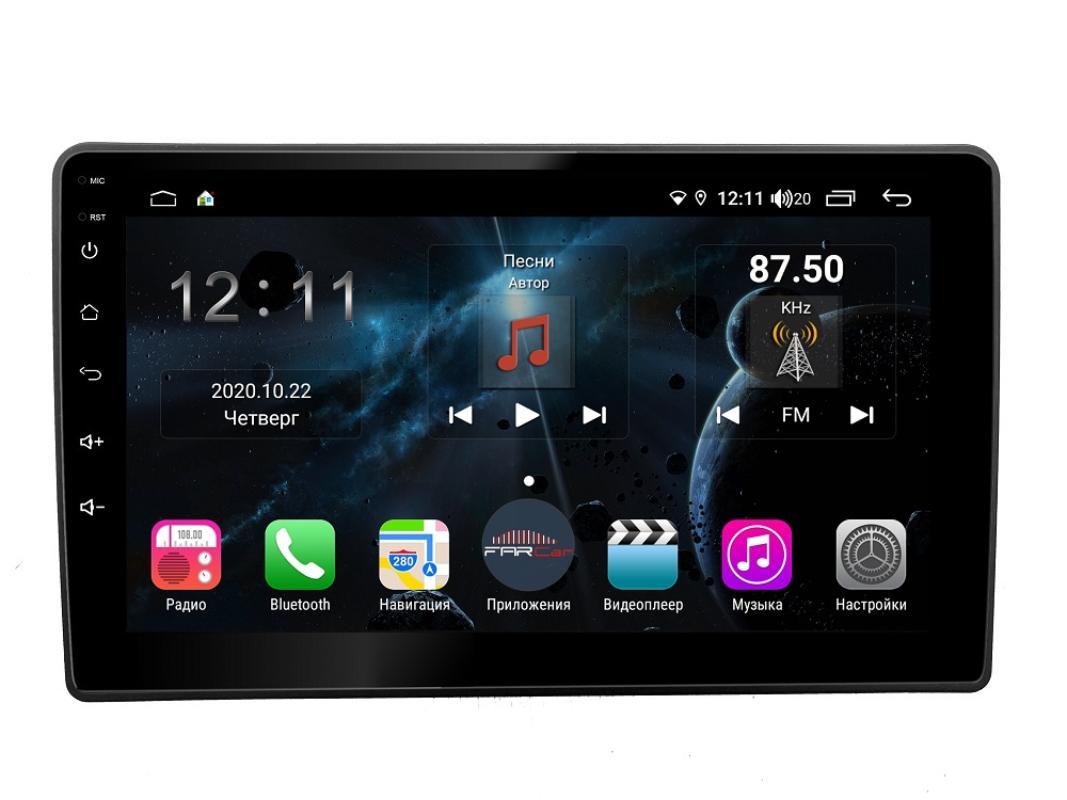 Штатная магнитола FarCar s400 для KIA Sorento на Android (H224R) (+ Камера заднего вида в подарок!)