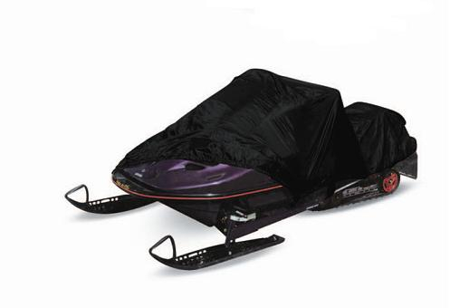 Тент-чехол на снегоход AVS SC-525 XL (водонепроницаемый, чёрный) тент luazon xl 490x180x150cm 680801 на автомобиль