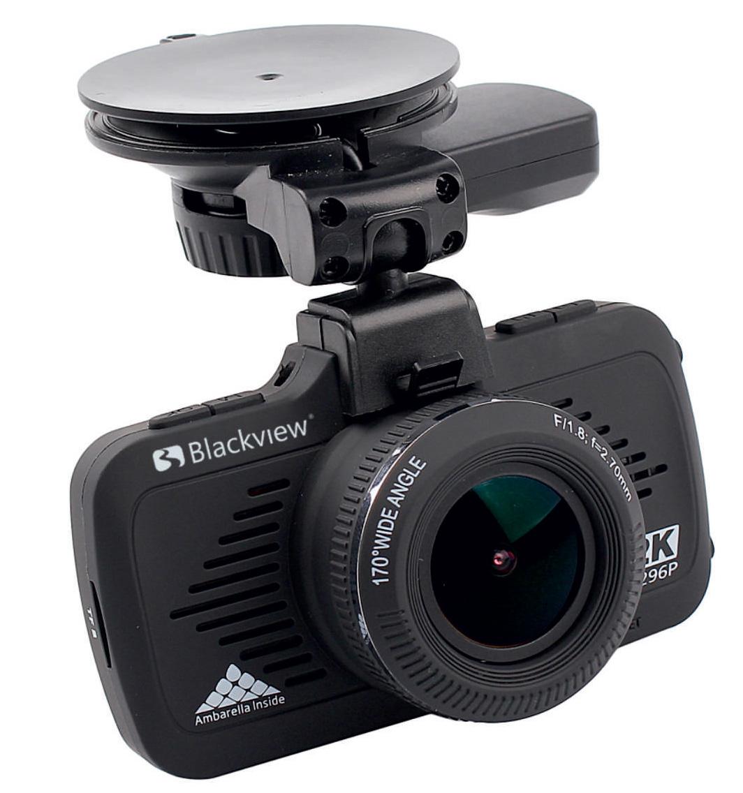 Автомобильный видеорегистратор Blackview A70 (+ Разветвитель в подарок!)