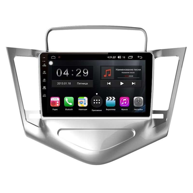 Штатная магнитола FarCar s300 для Chevrolet Cruze 2008+ на Android (RL045R)
