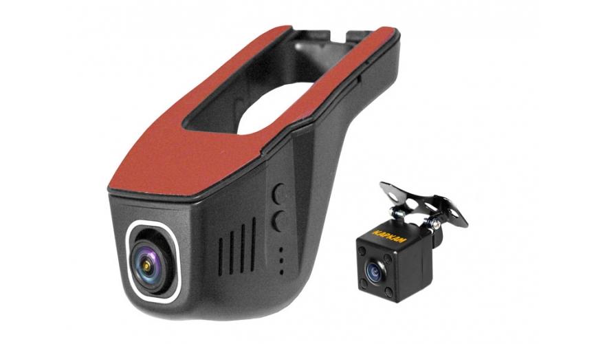 лучшая цена Видеорегистратор КАРКАМ U8-FullHD (+ Разветвитель в подарок!)