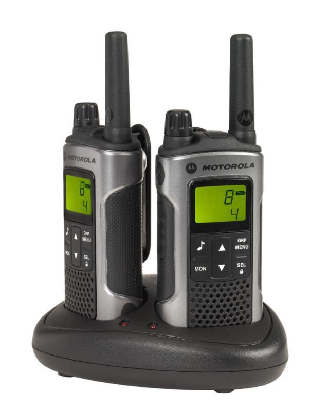 Портативная рация Motorola TLKR T80