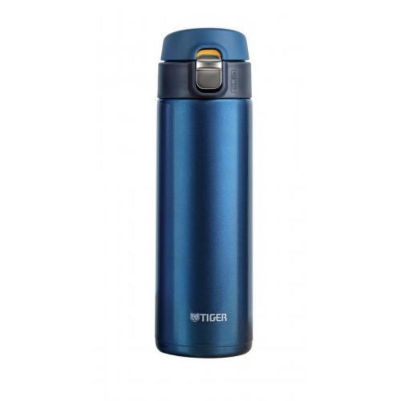 Термокружка Tiger MMJ-A (0,6 литра), синяя термокружка с крышкой кофейная формула