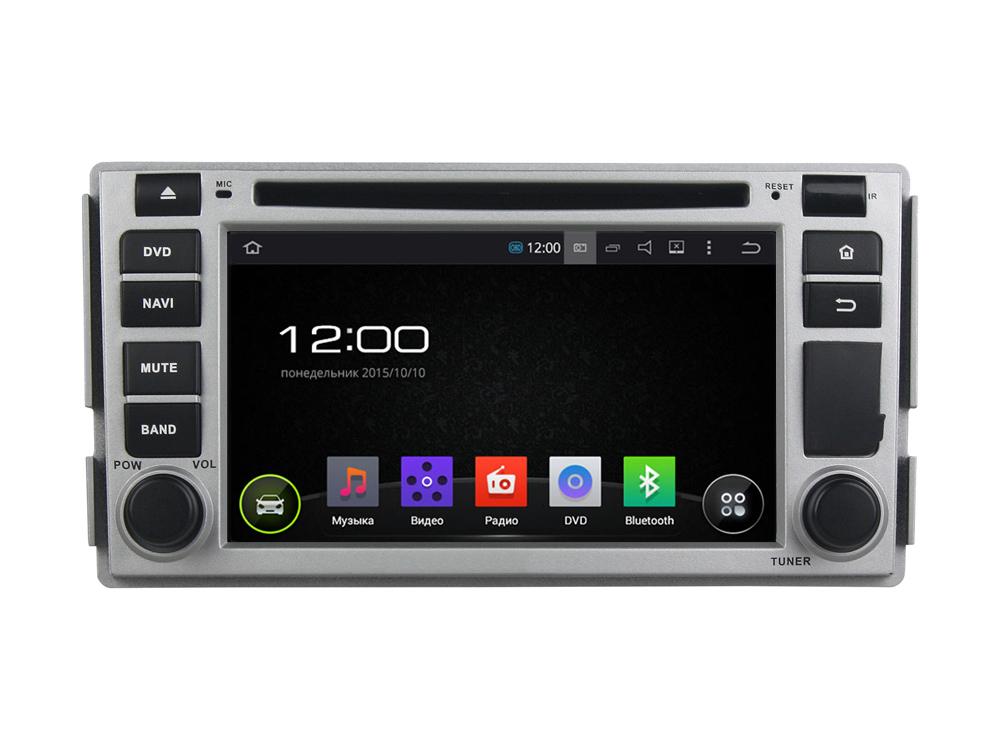 Штатная магнитола FarCar s130 для Hyundai Santa-Fe 2006-2013 на Android (R008) штатная магнитола farcar s130 для hyundai santa fe 2012 big screen на android w209