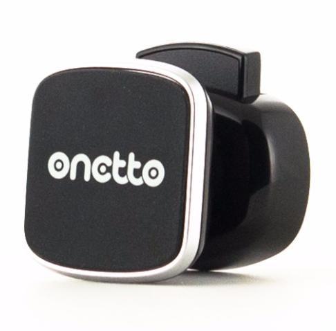 Автомобильный держатель Onetto Easy Clip Vent Magnet Mount автомобильный держатель onetto tablet mount easy smart tab 2