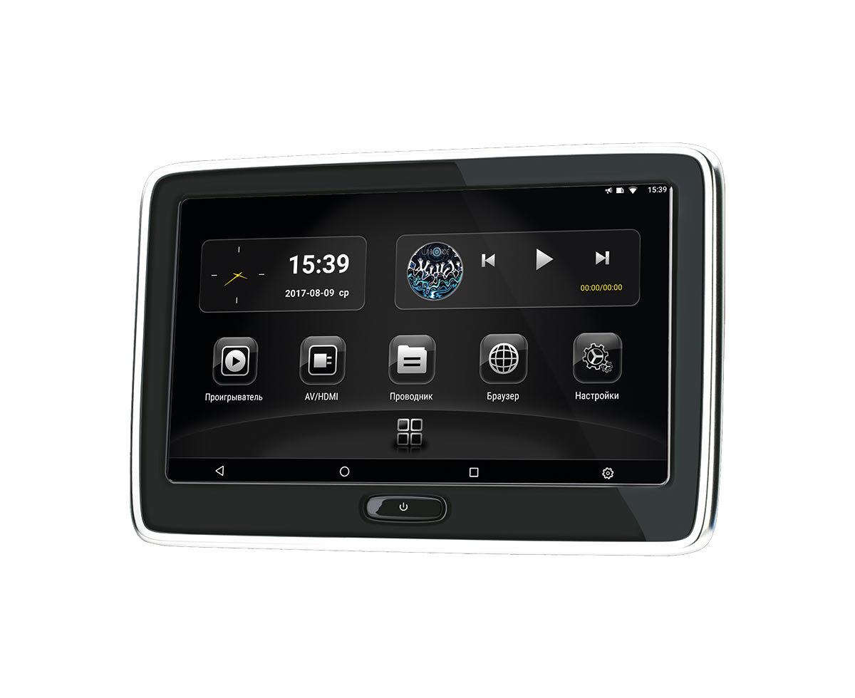 Навесной монитор  подголовник 10.6  ОС Android INCAR CDH-105 BL