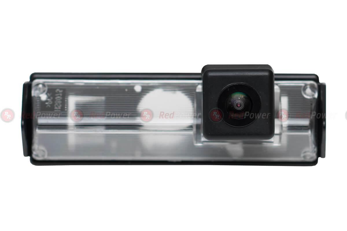 цены Камера Fish eye RedPower MIT033 для Mitsubishi Pajero Sport (2008+), Mazda MPV (2006+) и Lexus