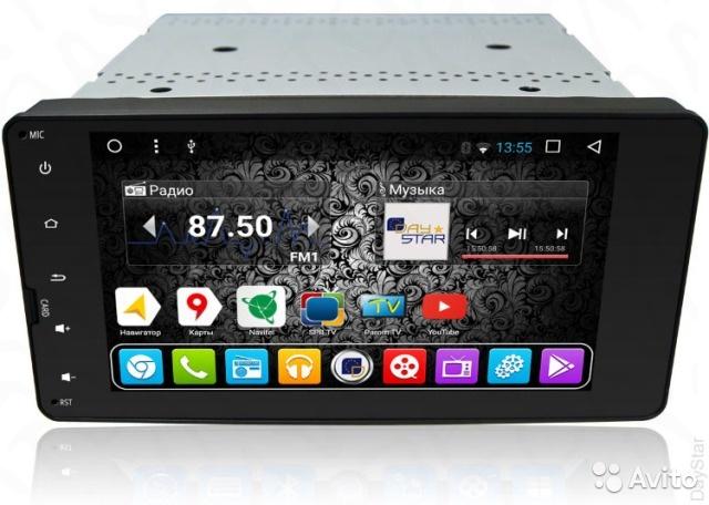 Штатное головное устройство DAYSTAR DS-7063HB для Mitsubishi Outlander 2013+, Pajero 2013+, Lancer 2013+, ASX 2013+, на ОС ANDROID 8 (+ Камера заднего вида в подарок!) все цены
