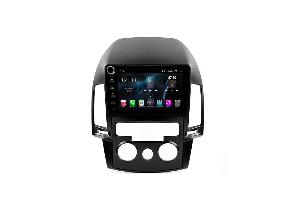 Штатная магнитола FarCar s400 для Hyundai i30 на Android (H024RB) (+ Камера заднего вида в подарок!)