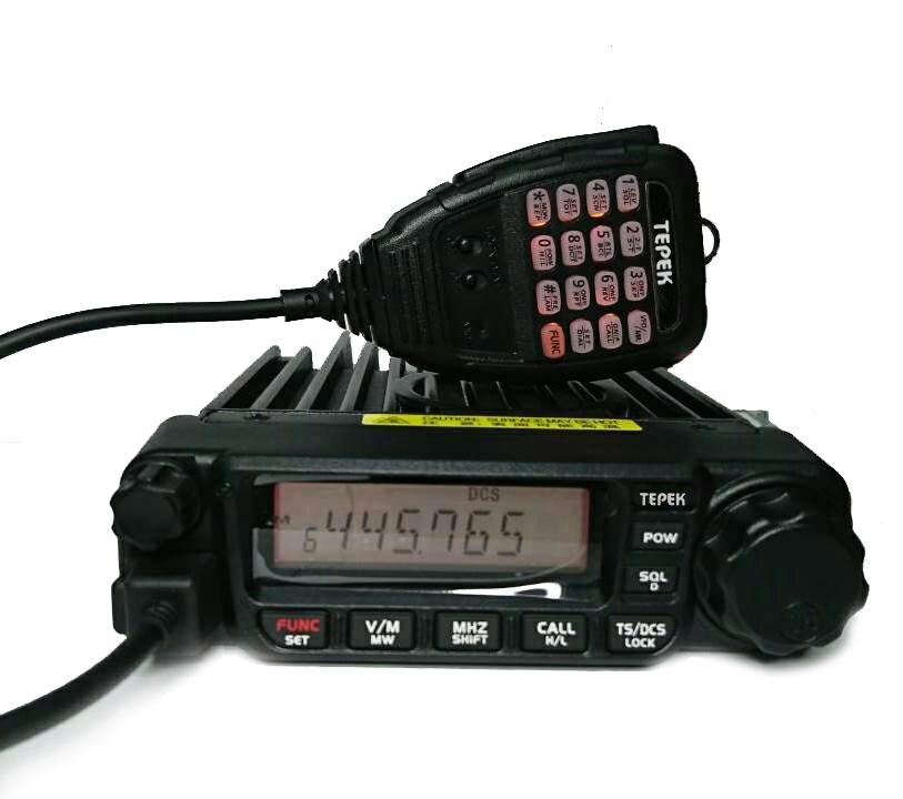 цена Мобильная рация Терек РМ-302 VHF онлайн в 2017 году
