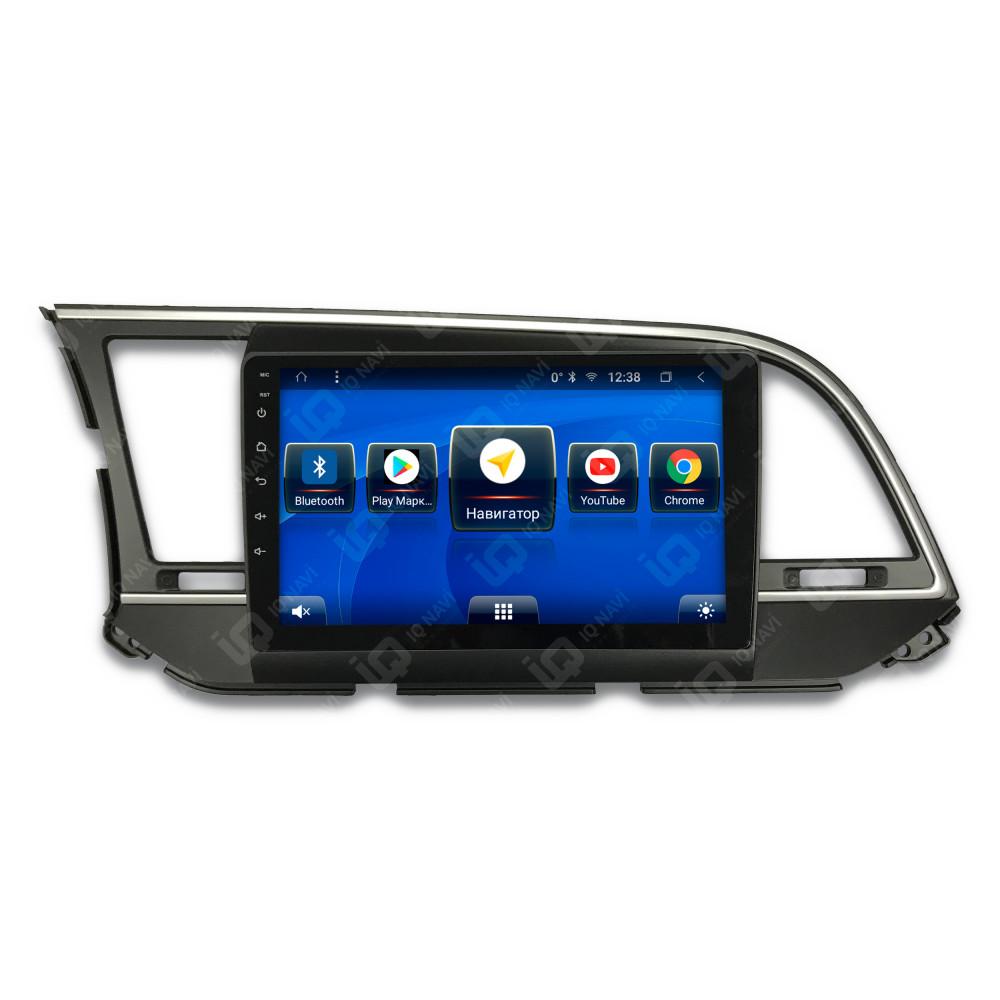 Автомагнитола IQ NAVI T58-1615CFHD Hyundai Elantra VI (AD) (2016+) 9