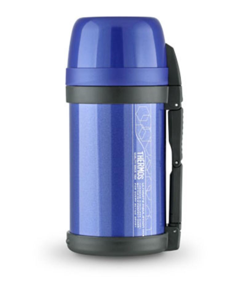 цена Термос из нержавеющей стали Thermos FDH-2005 MTB Vacuum Inculated Bottle, 1.4 л онлайн в 2017 году