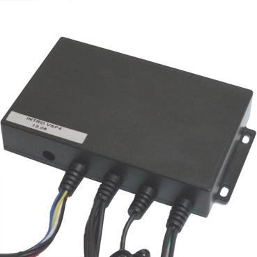 4-канальный видео сплиттер Intro VSP-4