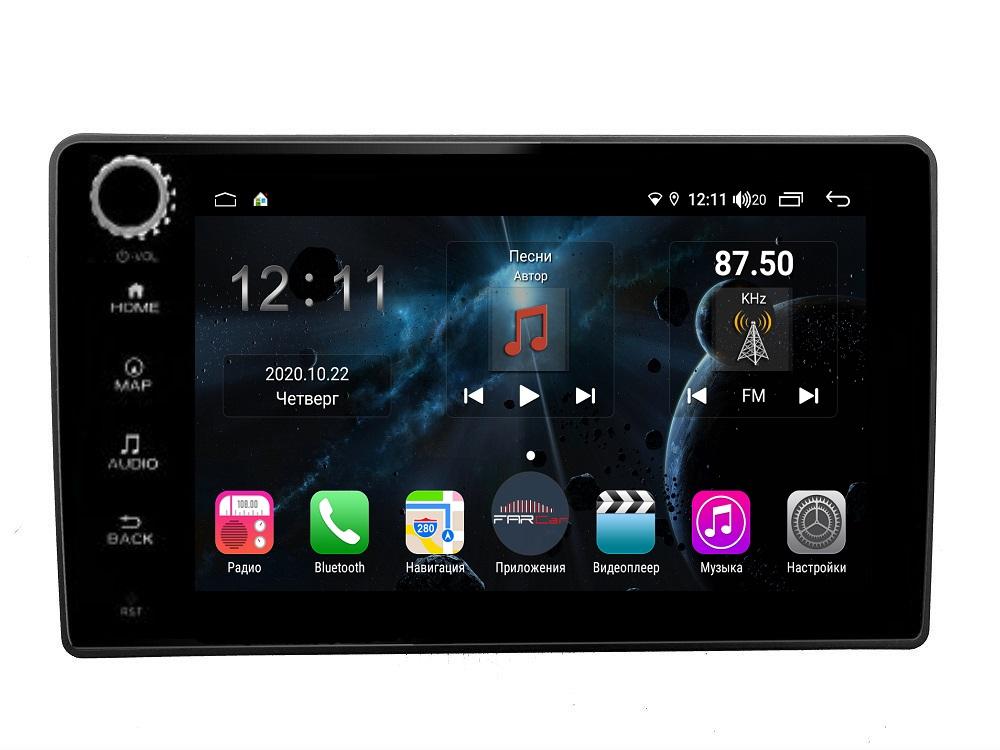 Штатная магнитола FarCar s400 для KIA Sorento на Android (H224RB) (+ Камера заднего вида в подарок!)