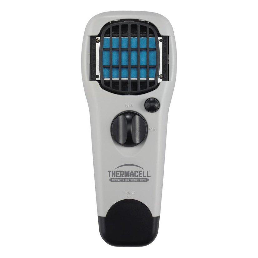 Прибор противомоскитный Thermacell Garden Repeller Grey (светло-серый) ultrasonic electronic magnetic drive mosquito repeller rat pest repellent reject control