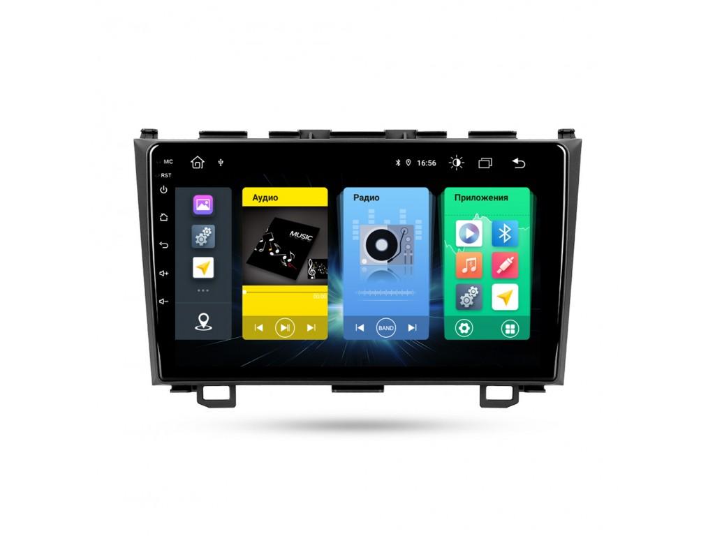 Головное устройство vomi FX306R9-MTK-LTE для Honda CR-V III 2006-2012 (+ Камера заднего вида в подарок!)