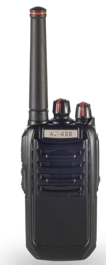 Портативная цифровая рация Ajetrays AJ-436