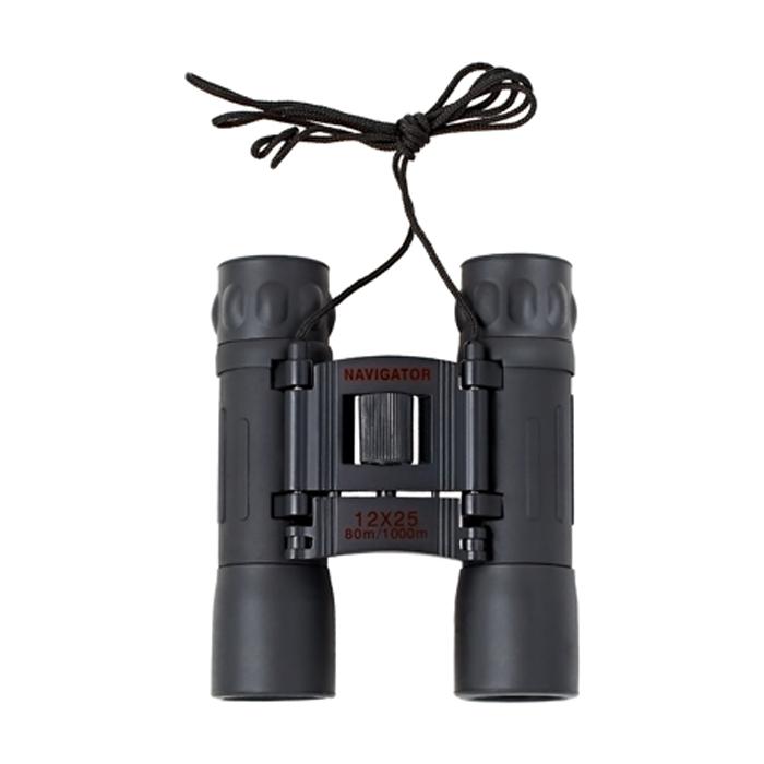 Фото - Бинокль Navigator 12х25, черный (+ Автомобильные коврики в подарок!) navigator светильник navigator 61 001 dpo 02 18 4k ip20 led