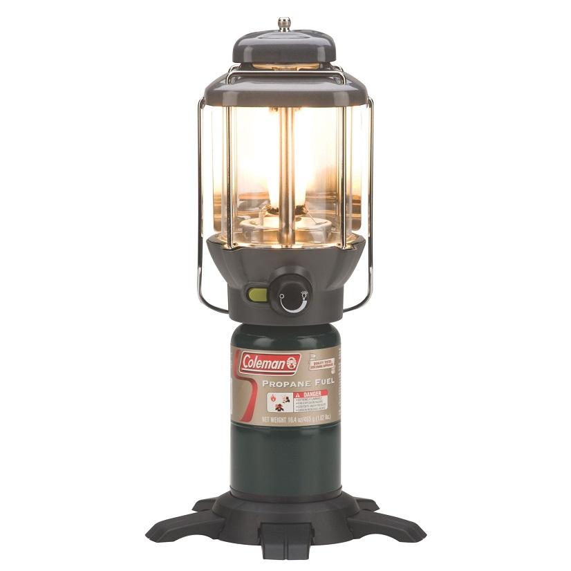 Лампа газовая пропановая Coleman ELITE PERFECTFLOW (+ Поливные капельницы в подарок!)