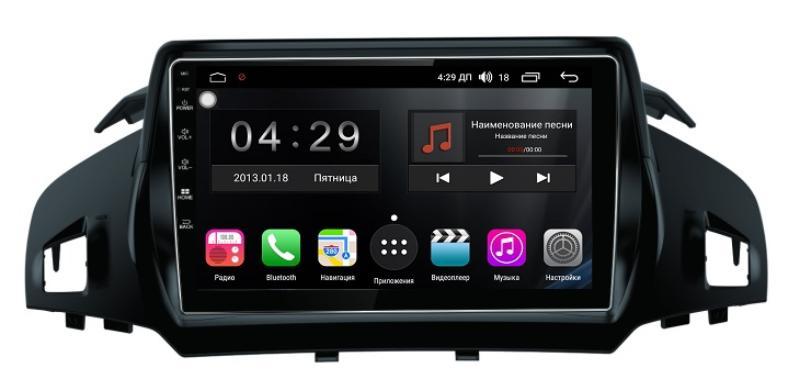 Фото - Штатная магнитола FarCar s300-SIM 4G для Ford Kuga на Android (RG362) (+ Камера заднего вида в подарок!) штатная магнитола farcar s300 sim 4g для mercedes r class на android rt215r камера заднего вида в подарок