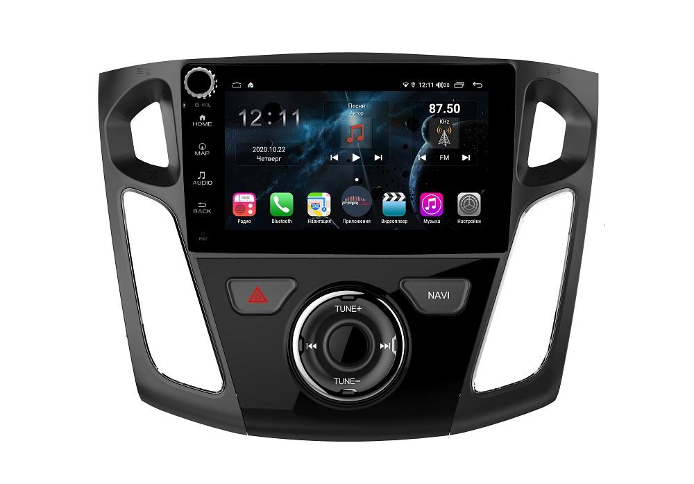 Штатная магнитола FarCar s400 для Ford Focus 3 на Android (H150/501RB) (+ Камера заднего вида в подарок!)