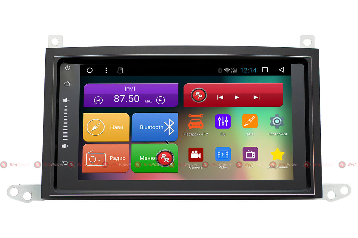 Штатная магнитола Redpower 31185 IPS DSP для Toyota Venza (Android 7)