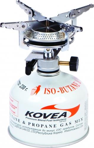 Горелка газовая Kovea Hiker Stove (+ Поливные капельницы в подарок!) цена